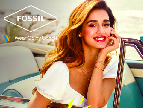 Fossil names Disha Patani as its new brand ambassador in India
