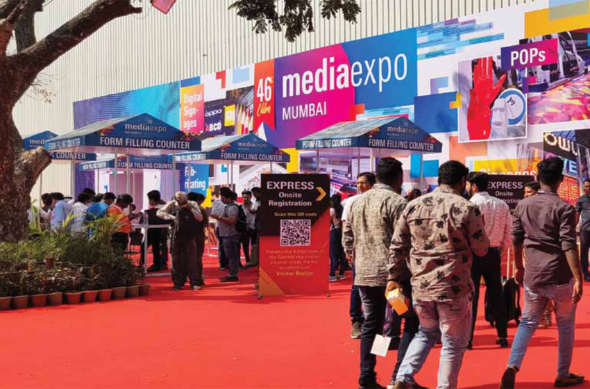 Media Expo Mumbai 2020 concludes