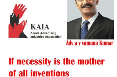 If necessity is the mother of all inventions failure is the father