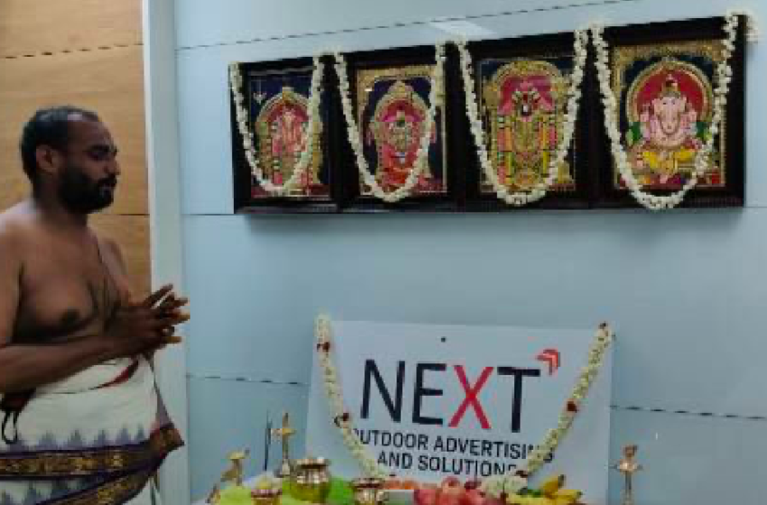 From competition to collaboration; Outdoor advertising industry witnesses merger at Chennai
