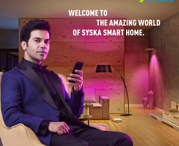 Syska Group onboards Rajkummar Rao as its brand ambassador