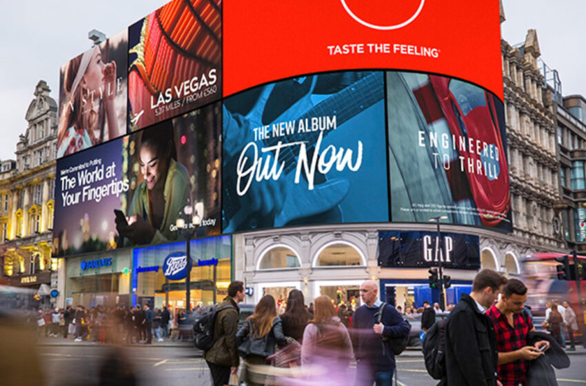 The advantages of choosing OOH as an advertising medium
