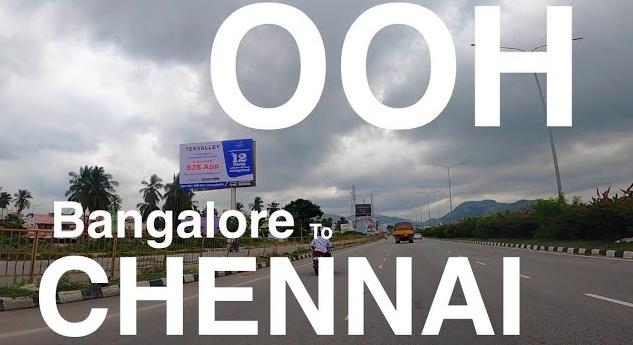 Bangalore to Chennai Road Travel.