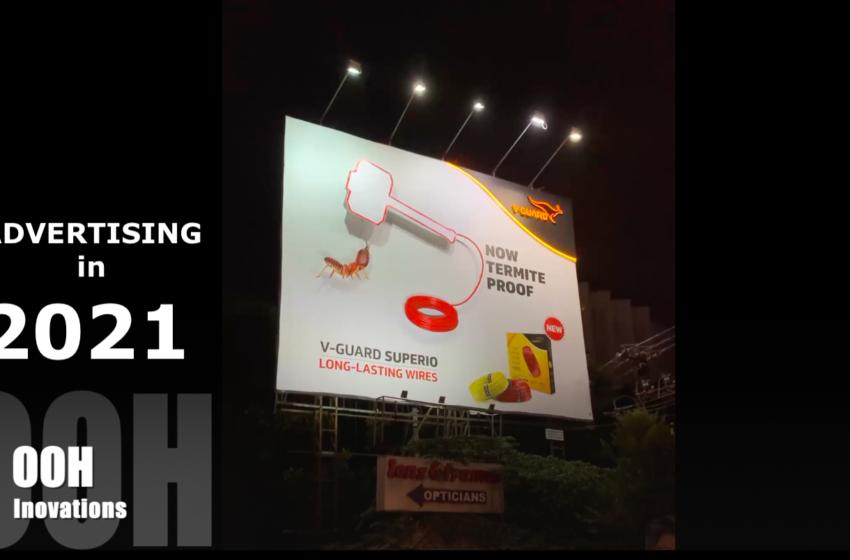 world outdoor advertising Trends 2021