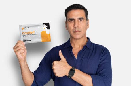 Mylab signs Akshay Kumar as its brand ambassador
