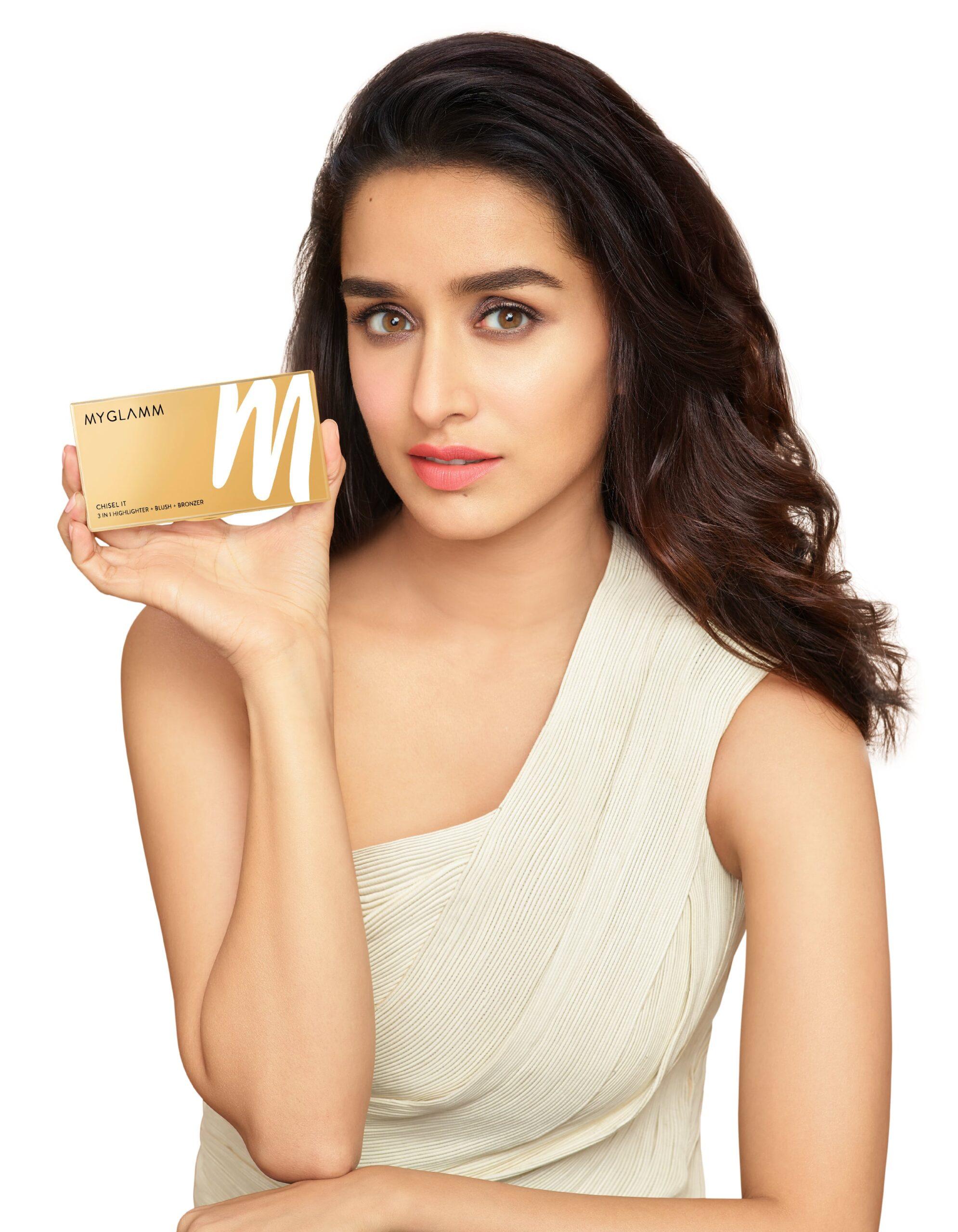 MyGlamm names Shraddha Kapoor as their brand ambassador
