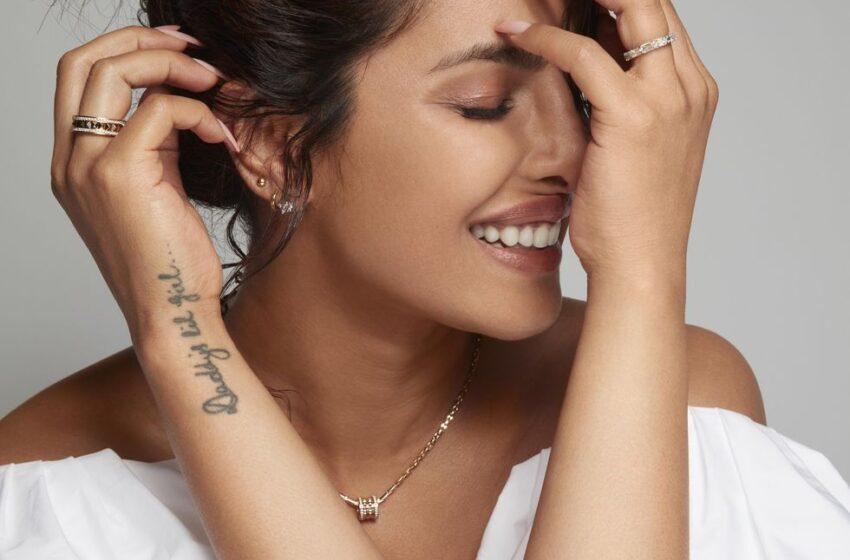 Priyanka Chopra is the new Bvlgari global brand ambassador
