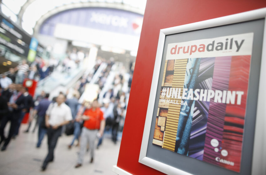 World's leading trade fair for printing technologies, Drupa 2021 goes virtual